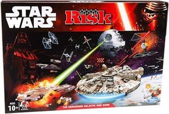 Risk Star Wars - Bordspel (EN)