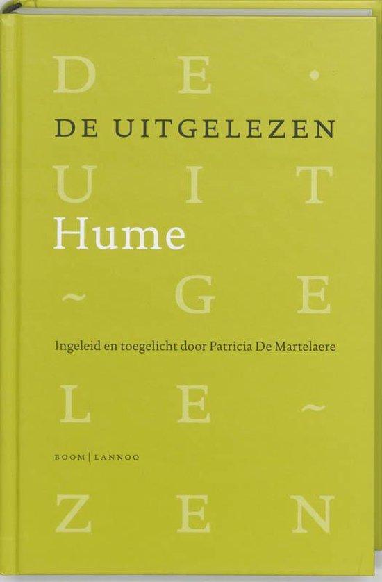 De uitgelezen Hume - David Hume |