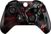 2 Xbox Controller Sticker | Xbox Controller Skin | Dark Skull| Xbox Controller Dark Skull Skin Sticker | 2 Controller Skins