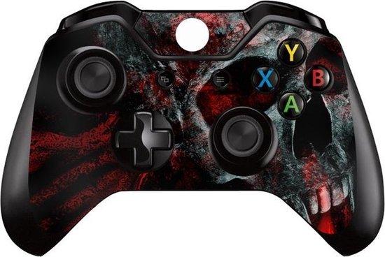 2 Xbox Controller Sticker   Xbox Controller Skin   Dark Skull  Xbox Controller Dark Skull Skin Sticker   2 Controller Skins
