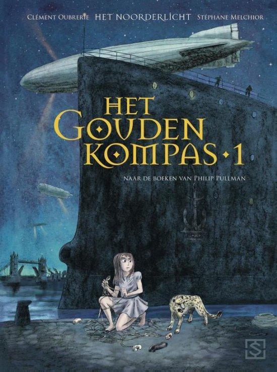 Noorderlicht hc01. het gouden kompas - Clément Oubrerie  