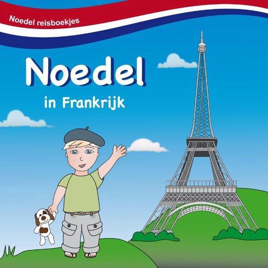 Noedel Reisboekjes - Noedel in Frankrijk - kinderboek - vakantie - Marsha Vis  