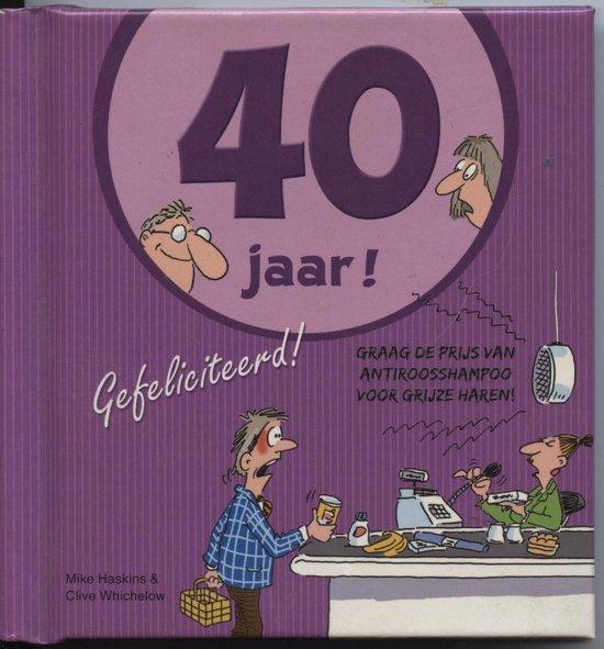 Welp bol.com   40 Jaar! Gefeliciteerd, Hammond, Andy / Haskins,Mike GN-11