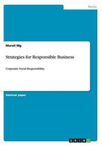 Strategies for Responsible Business