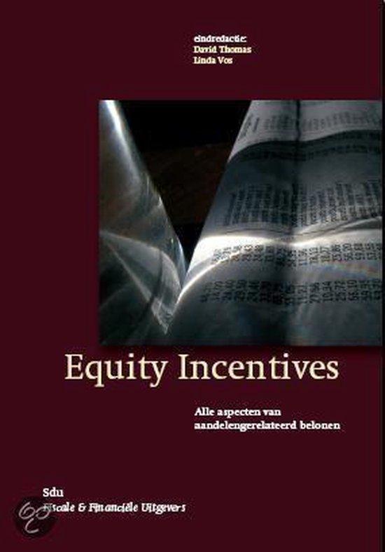 Cover van het boek 'Equity Incentives'