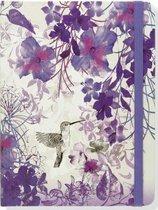 Peter Pauper Notitieboekje - Hummingbird (mid-size)