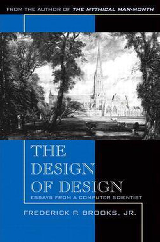 Boek cover The Design of Design van  (Onbekend)