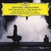 Saint-Saens: Cello Concerto No 1, etc / Mischa Maisky