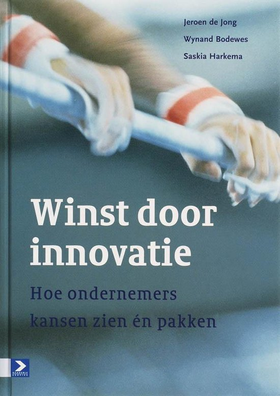 Winst door innovatie - Jacqueline de Jong | Readingchampions.org.uk