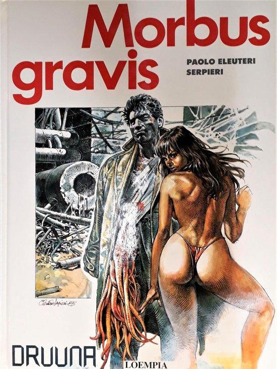 Morbus Gravis - Druuna - Deel 1 - Serpieri pdf epub