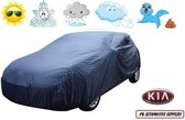 Autohoes Blauw Polyester Kia Carens 2013- (5-Personen)