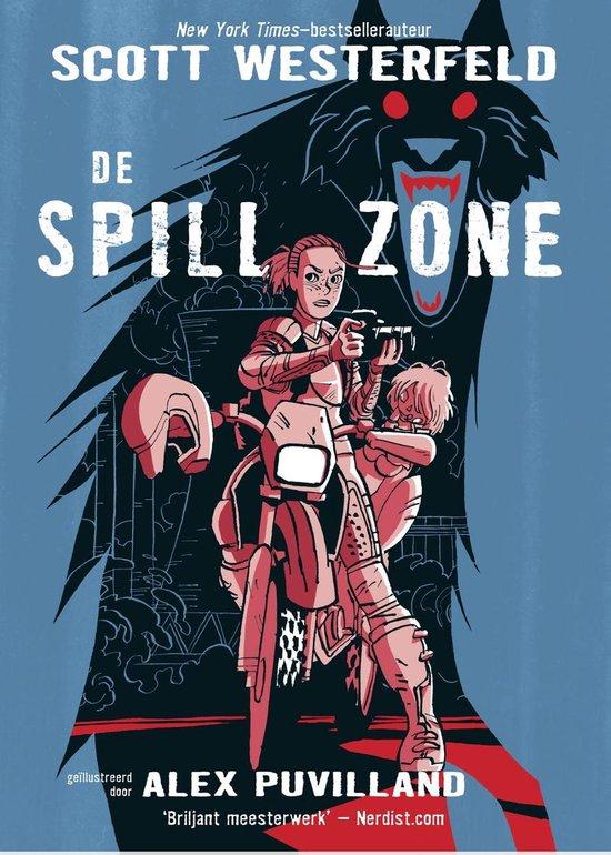 De spill zone - Scott Westerfeld   Readingchampions.org.uk