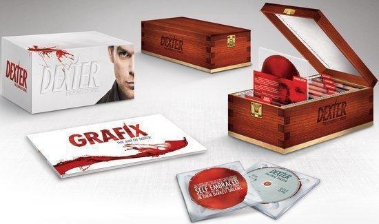 Dexter - Seizoen 1 t/m 8 (Blood Slide Boxset) (Blu-ray)