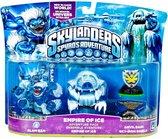 Skylanders Spyro's Adventure Emperor of Ice Pack  Wii + PS3 + Xbox 360 + 3DS + PC