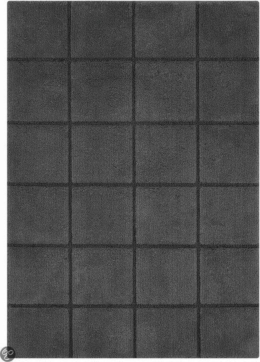 Spirella Tile Badmat - 70x120 - Graniet - Spirella