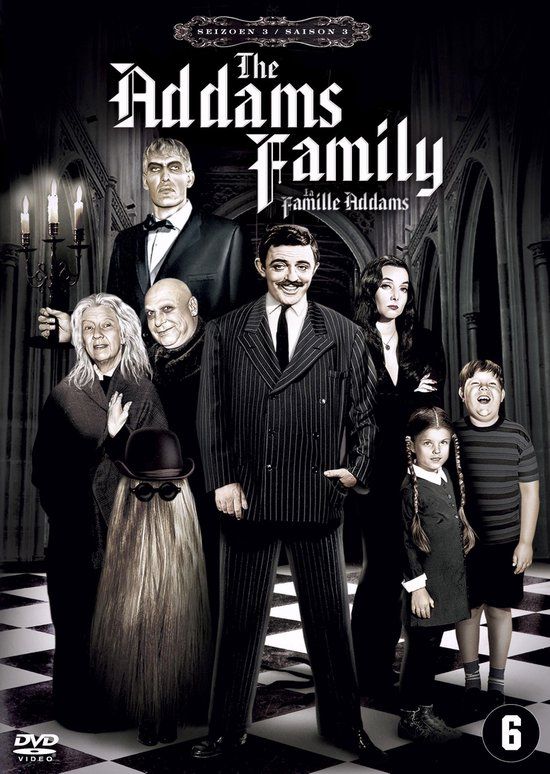 ADDAMS FAMILY VOL 3