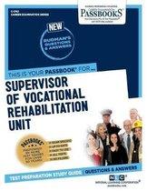 Supervisor of Vocational Rehabilitation Unit