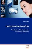 Boek cover Understanding Creativity van Mark Kilgour