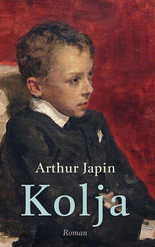 Boek cover Kolja van Arthur Japin (Binding Unknown)