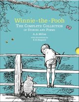 Boek cover Winnie-the-Pooh: The Complete Collection of Stories and Poems van Egmont Publishing Uk (Hardcover)