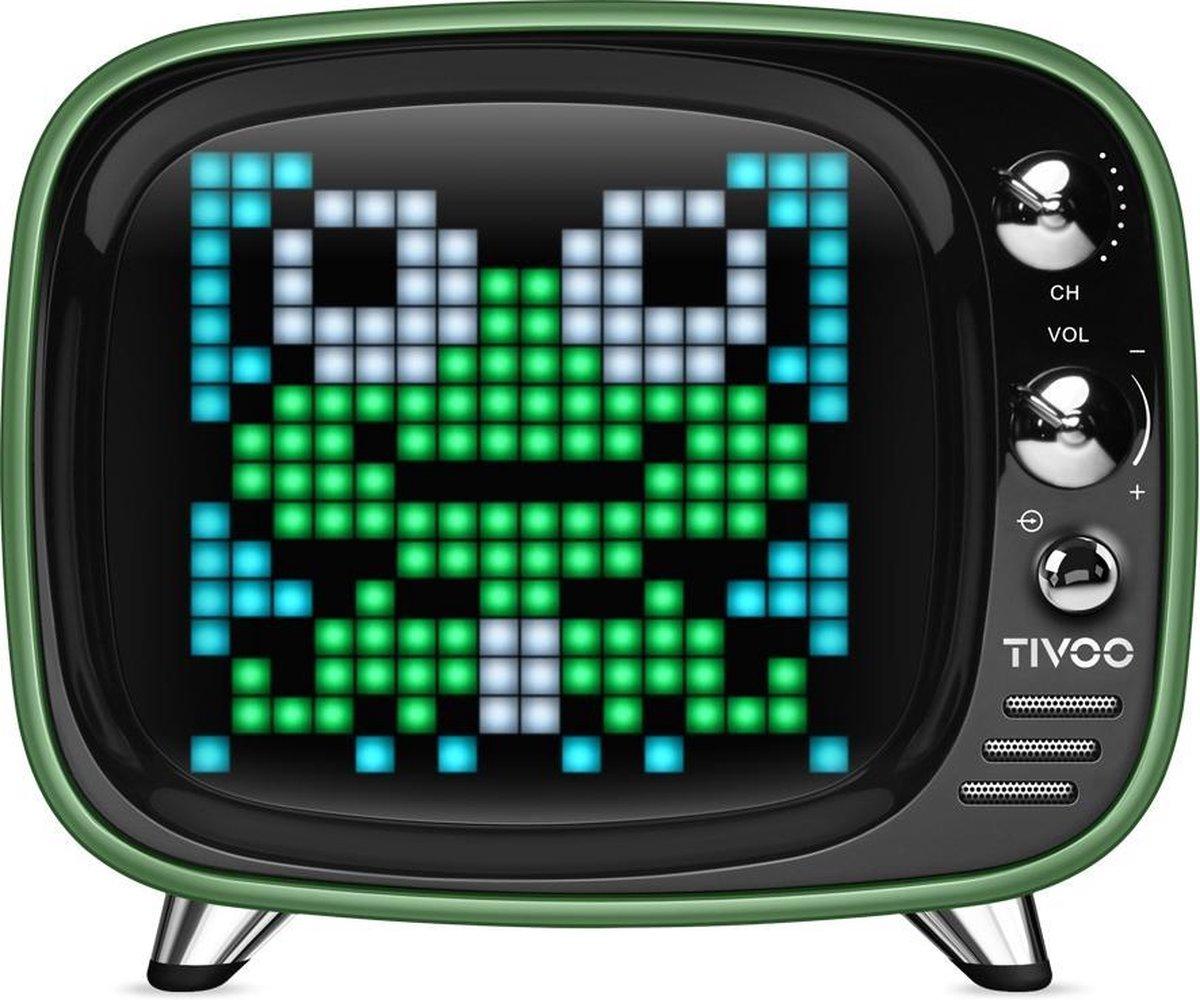 Divoom 6W Tivoo Smart Speaker Green