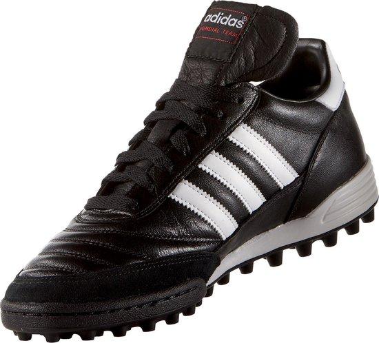adidas adidas Mundial Team  Sportschoenen - Maat 42 2/3 - Mannen - zwart/wit