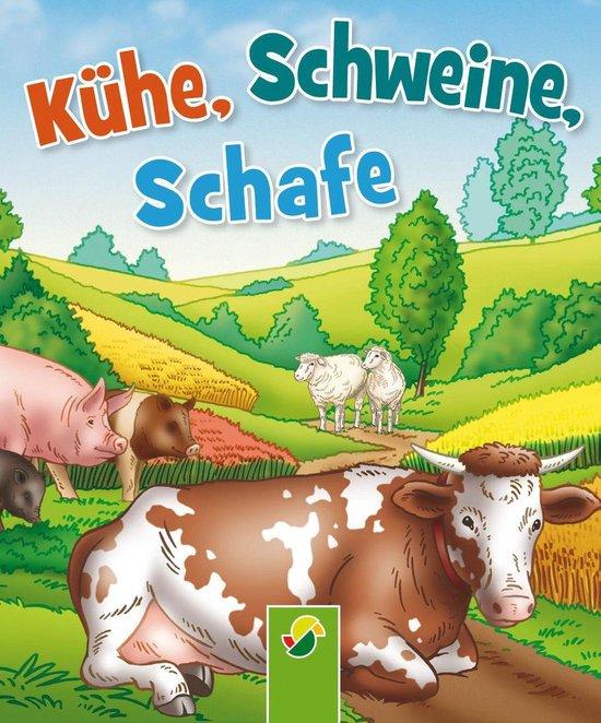 Boek cover Kühe, Schweine, Schafe van Bärbel Oftring (Onbekend)