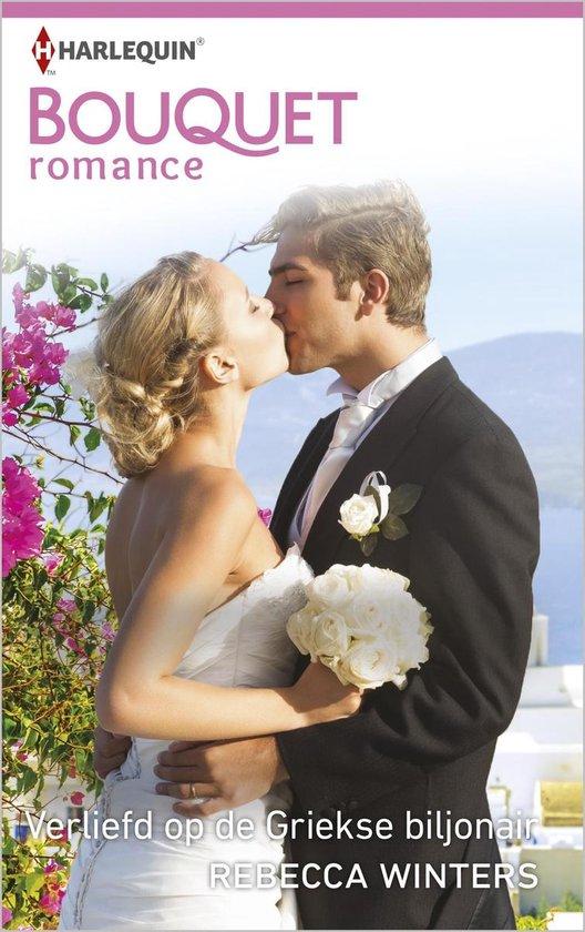 Bouquet 463 - Verliefd op de Griekse biljonair - Rebecca Winters |