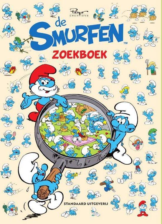 De Smurfen - De Smurfen Zoekboek - Peyo |