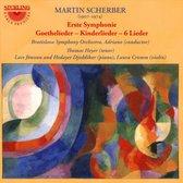 Erste Symphonie - Goethe Lieder - K