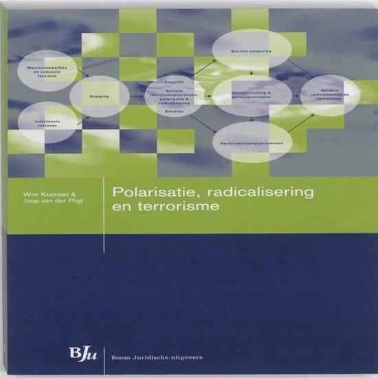 Polarisatie, radicalisering en terrorisme