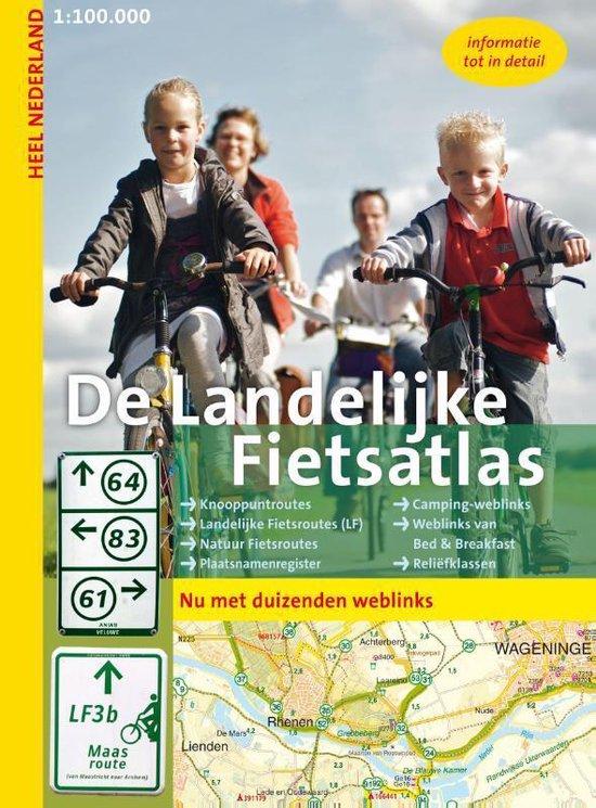De Landelijke Fietsatlas - J.F.G. Eberhardt   Fthsonline.com