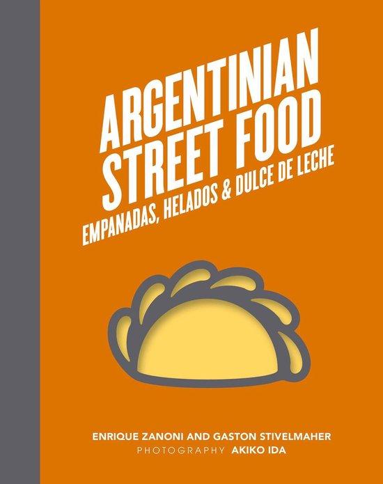 Boek cover Argentinian Street Food van Enrique Zanoni (Onbekend)