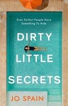 Boek cover Dirty Little Secrets van Jo Spain