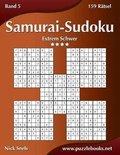 Samurai-Sudoku - Extrem Schwer - Band 5 - 159 R tsel