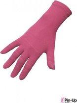 Therapeutische handschoenen - Pin Up de Paris - S/M - Rose