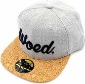 WOED | snapback | caps | kurk | Classic Grey
