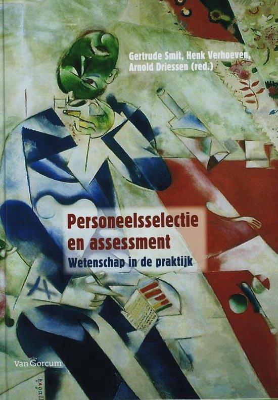 Personeelsselectie en assessment in perspectief - none |
