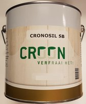 Cronosil SB Aflak Hoogglans 2.5L - Ral 7038