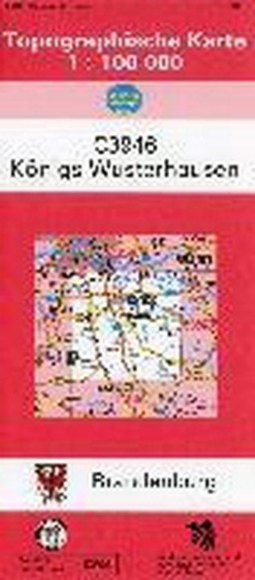 Königs Wusterhausen 1 : 100 000