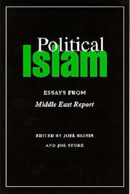 Boek cover Political Islam van Joel Beinin (Paperback)