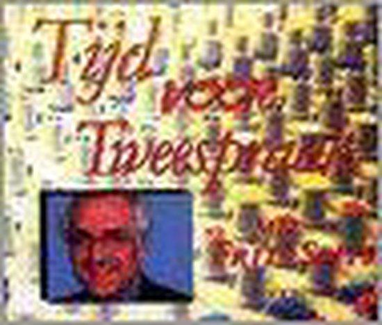 Boek cover Tijd voor tweespraak van Spits