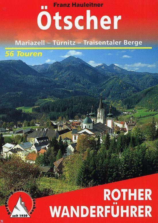 Cover van het boek 'Oetscher mariazell-tuernitz'