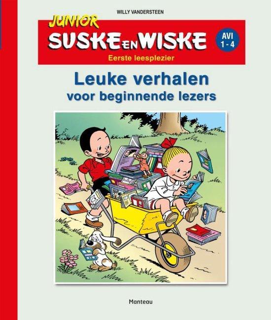 Junior Suske en Wiske- Leuke verhalen voor beginnende lezers - Willy Vandersteen pdf epub