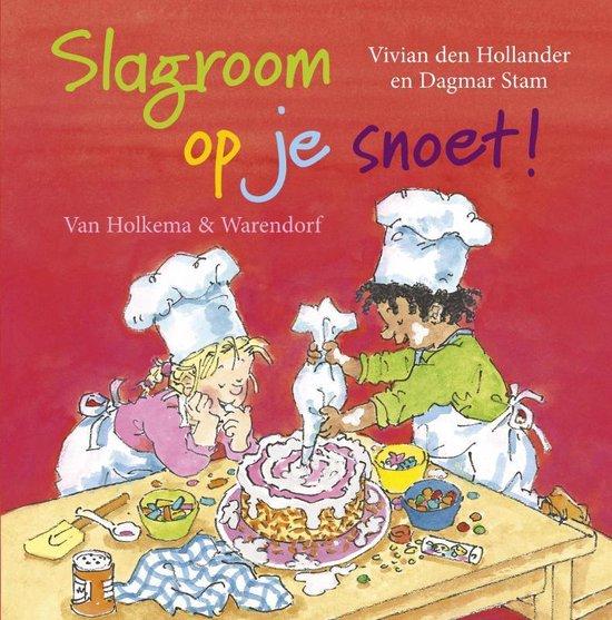 Lisa en Jimmy - Slagroom op je snoet - Vivian den Hollander |
