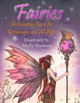 Fairies - A Coloring Book for Grownups and All Ages