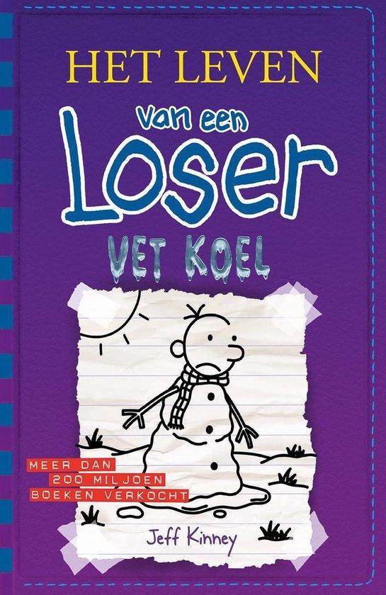 Boekomslag voor Het leven van een Loser 13 - Vet koel