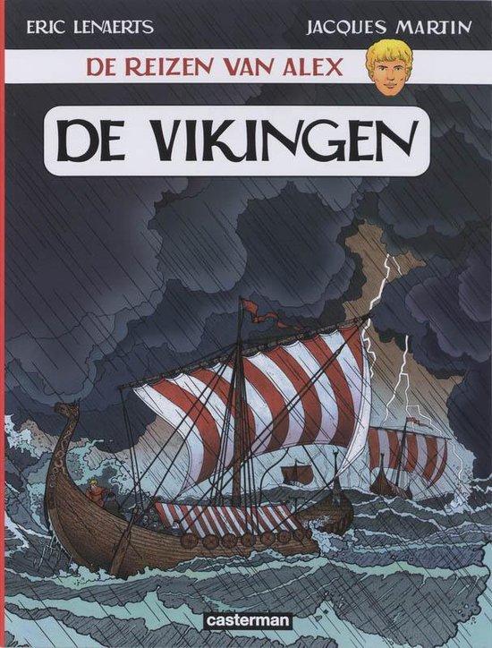 Alex, de reizen van 12. vikingen - Jacques Martin  