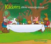 Kikker  -   Kikkers dikke vriendjesboek