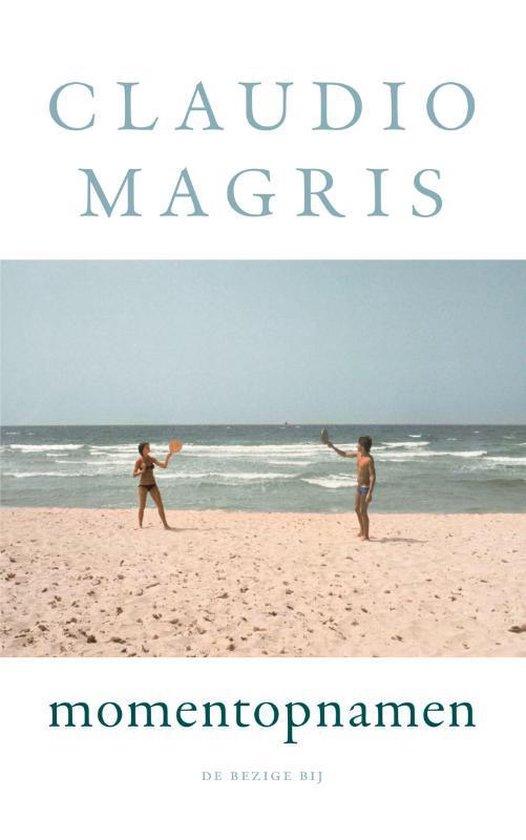 Boek cover Momentopnamen van Claudio Magris (Hardcover)